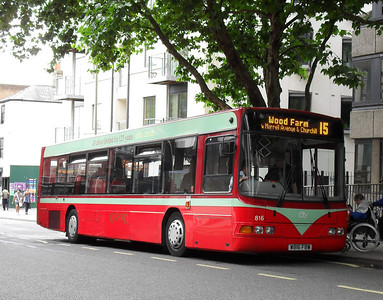 816 - W816FBW - Oxford (New Road)