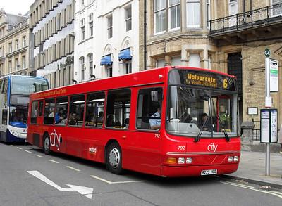 792 - R229HCD - Oxford (Magdelin St)