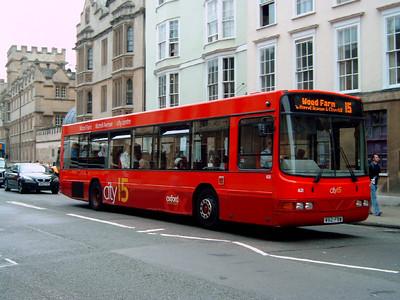 821 - W821FBW - Oxford (High St)