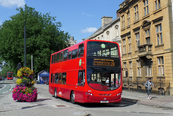 Volvo B5LH / Wright Eclipse Gemini 2