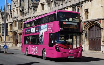 654 - SL15ZGF - Oxford (High St)