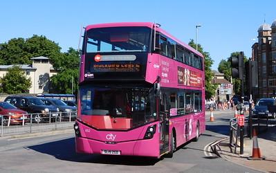 652 - SL15ZGD - Oxford (Worcester St)