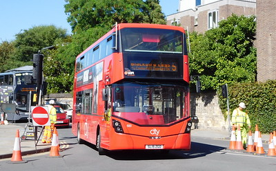 661 - SL15ZGO - Oxford (Worcester St)