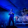 Hip-hop artist T-Pain at Oxford College