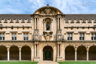 St John's College, Oxford