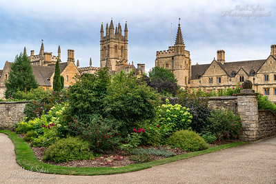 Magdalene College, Oxford