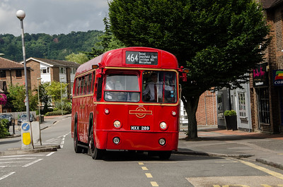 RF401 in Station Road East, Oxted