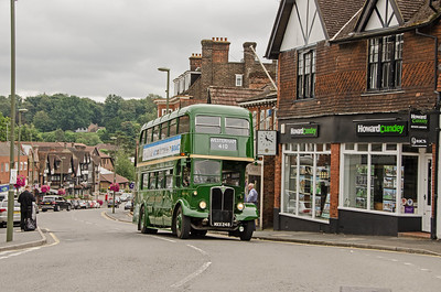 RLH48 in Station Road East, Oxted