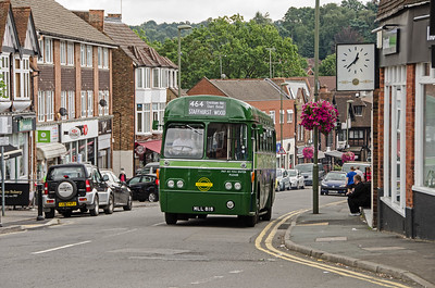 RF281 in Station Road East, Oxted