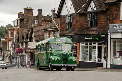 GS62 in Station Road East, Oxted