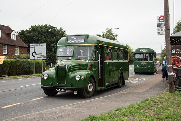 Oxted & Westerham - Sunday 19th August 2018