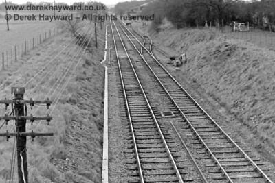 Crowhurst Junction, and Crowhurst Brick & Tile Works sidings (both closed)