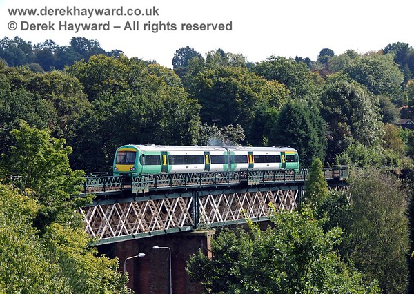 Oxted to East Grinstead