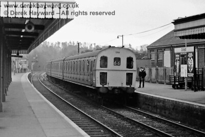 Oxted Station and Oxted Viaduct