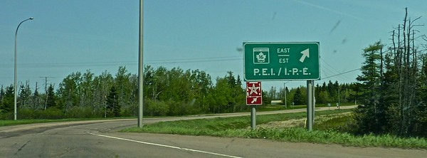 I'll take this exit.