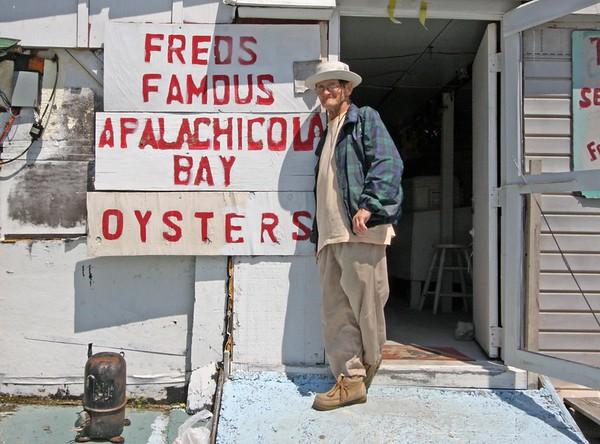 Fred Millender, Oysterman