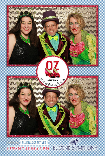 Had a blast at Eugene Symphony's Wizard of Oz with Orchestra!  Head over and like our Facebook page to tag your friends and share your photos!