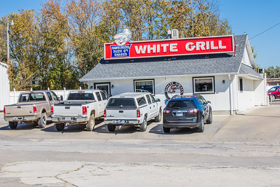 The White Grill