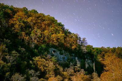 Night on the Jacks Fork