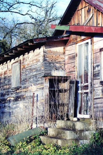 Cabin Closeup 3