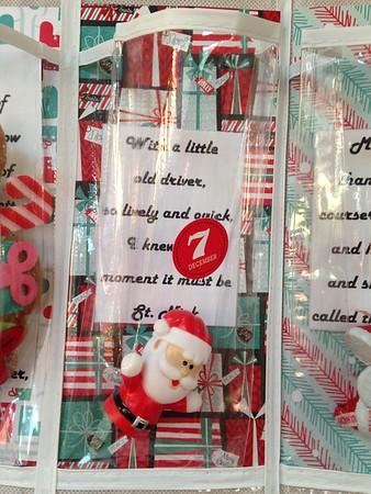 Ozona Christmas Door 2015