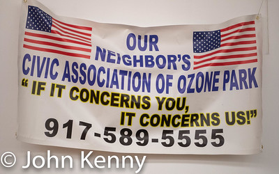 Ozone Park Forum 3/3/20