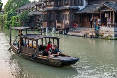 Wuzhen - province du Zhejiang - Chine