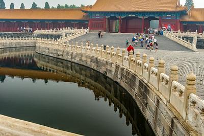 La Cité Interdite - Pekin - Chine