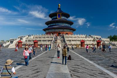 Temple du Ciel - Pekin