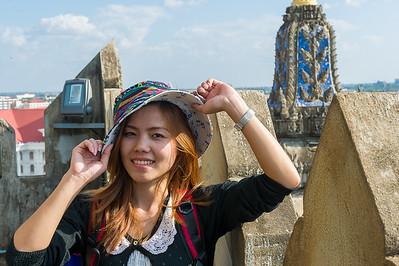 Le Patuxai - Ventiane - Laos