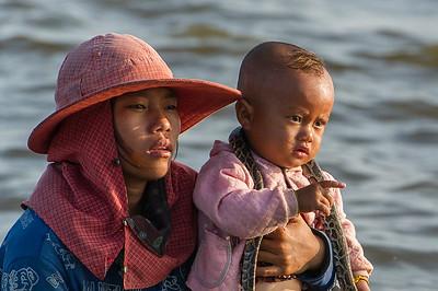 Excursion sur le lac Tonlé Sap et visite des villages flottants.