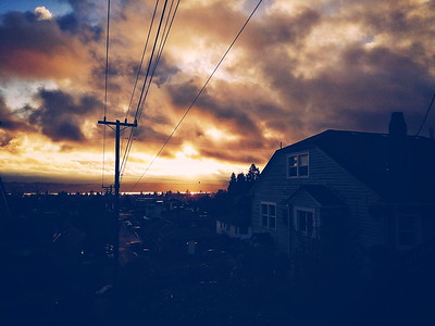 187/365 Cascade Dawn
