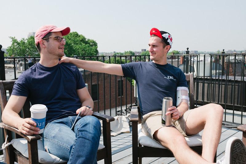 Jon and Crosby