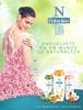 PALMOLIVE NB (=Naturals) shower gels 2014 Spain 'Envuélvete en un mundo de naturaleza - Con ingredientes 100% naturales'