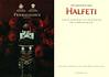 PENHALION'S Halfeti 2015 UK (recto-verso postcard 10,5 x 14,5 cm)'Introducing Halfeti - A sensual journey to the banks of the Euphrates river'