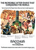 "BACCHUS The Conqueror by PFIZER 1969 US 'The incredible after-shave that conquered the world'<br /> <br /> TV COMMERCIAL: <a href=""https://www.youtube.com/watch?v=okf-jOpQYmw"">https://www.youtube.com/watch?v=okf-jOpQYmw</a>"
