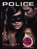 POLICE The Sinner 2014 Italy 'Fragrance for women - Love the excess'
