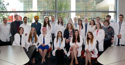 PhD White Coat Ceremony