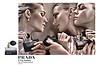 PRADA L'Eau Ambrée 2009 United Arab Emirates spread 'The new fragrance by Prada - prada.com'