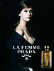 La Femme PRADA 2016 France 'Le nouveau parfum' (bottle on the right side)