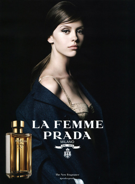 L'Homme PRADA 2016 France 'The new fragrance - #pradaxprada'
