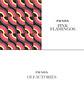 PRADA Olfactories (Pink Flamingos) 2015 (recto-verso tester card 10 x 5 cm)