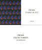 PRADA Olfactories Les Mirages (Dark Light) 2017 (recto-verso tester card 10 x 5 cm with golden letters) Amber'