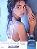 PUIG Estivalia 1992 Spain 'La fragancia que despierta mis sentidos - Inés Sastre'<br /> MODEL: Inés Sastre, PHOTO: Christian Moser