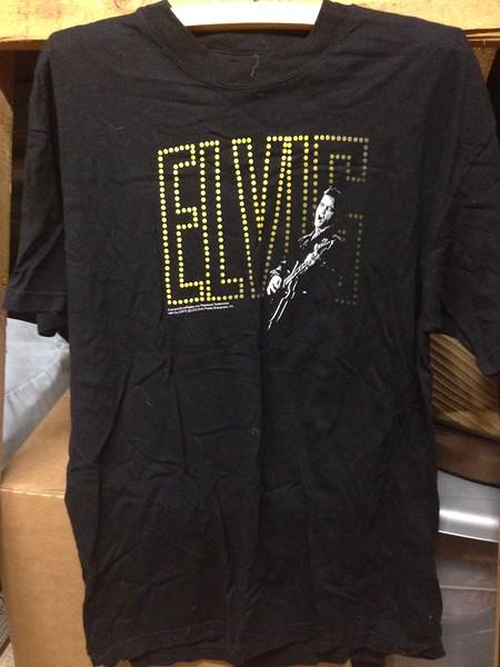 Elvis Presley, 2002.