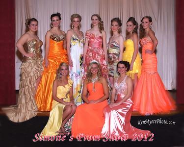 Simones Prom Photo Sale