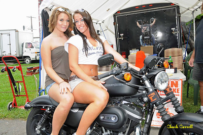 ABATE Harley Motorcycle Raffle at the Grange Fair – Thursday 9-26-2010 , Canyon Pizza Girls  - Thursday & Friday Images of the Day   --  Centre Hall Pennsylvania