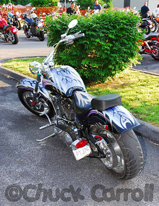 Bike Night at the State College American Legion Post 245