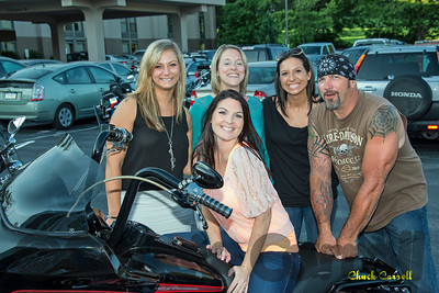 Bike Night - Damon's - State College, PA - May 29, 2013