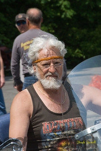 Bikers for Barkers Ride -- June 5, 2011  - State College PA